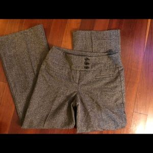 Ann Taylor Signature Wool Blend Lined Pants sz 2